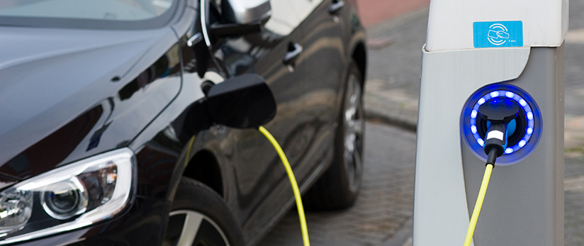 Surge protection for emobility